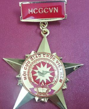 huy hiệu hình ngôi sao