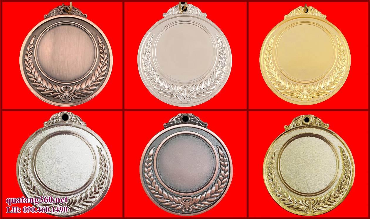 làm huy chương vàng bạc đồng