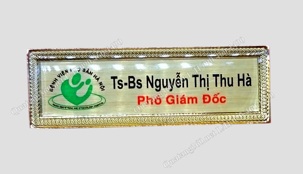 Thẻ đồng in