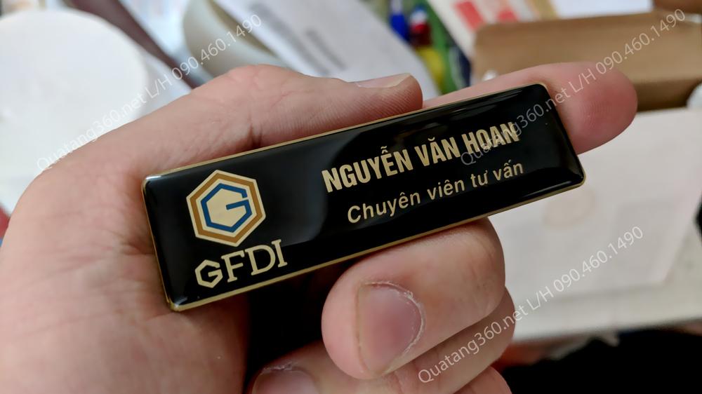 Sản xuất thẻ nhân viên tại Hà Nội