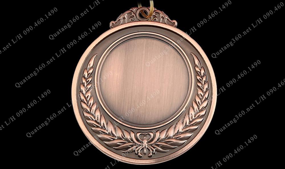 làm huy chương đồng